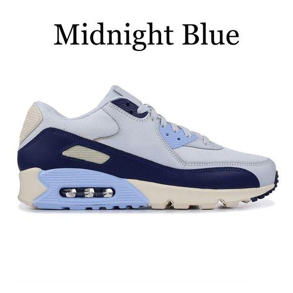منتصف الليل الأزرق