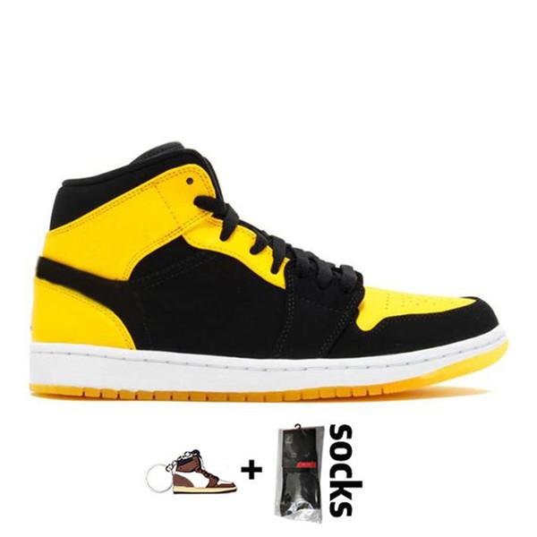 D16 36-46 노란색 발가락
