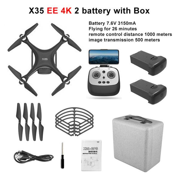 X35 EE 4K حالة 2B