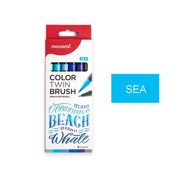 6 colori del mare