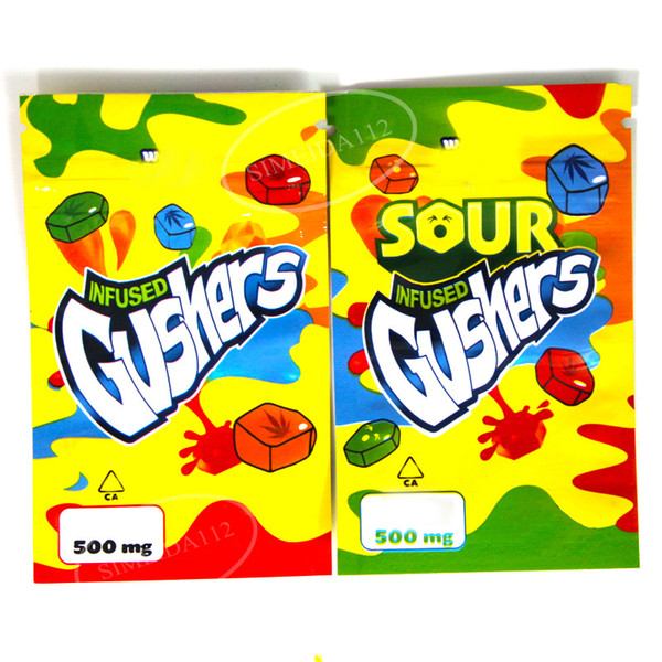 Gushers Sour