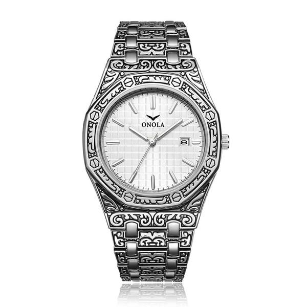 On3812 Gümüş Beyaz