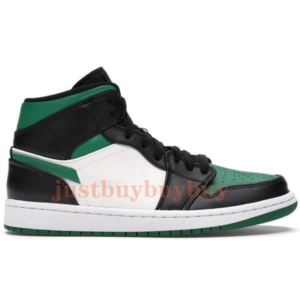 green toe