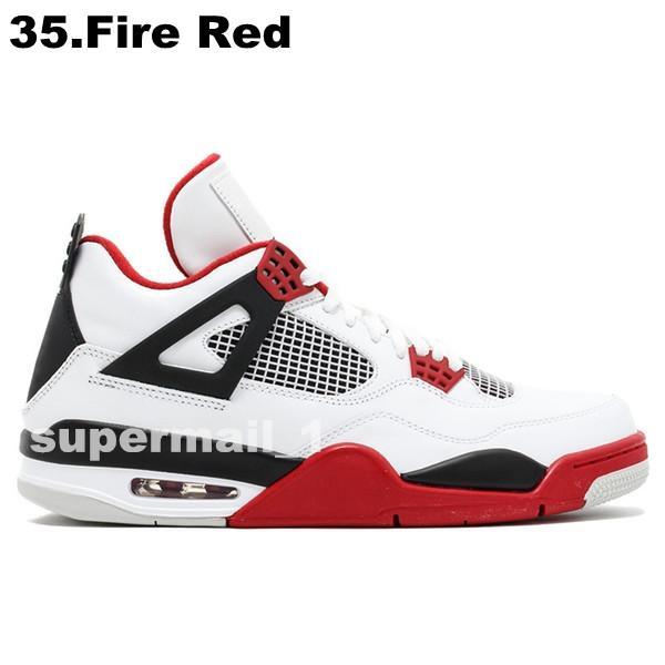 35.Fire rojo