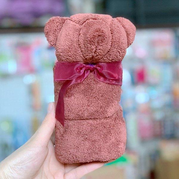Джими Медведь Слива Фиолетовый-43x43cm
