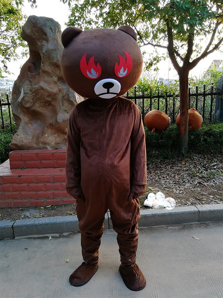 Fuego oso pardo