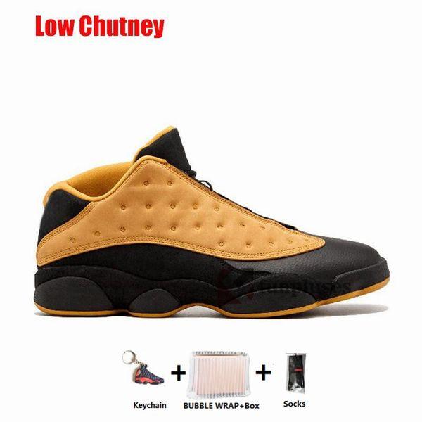 13s--Low Chutney