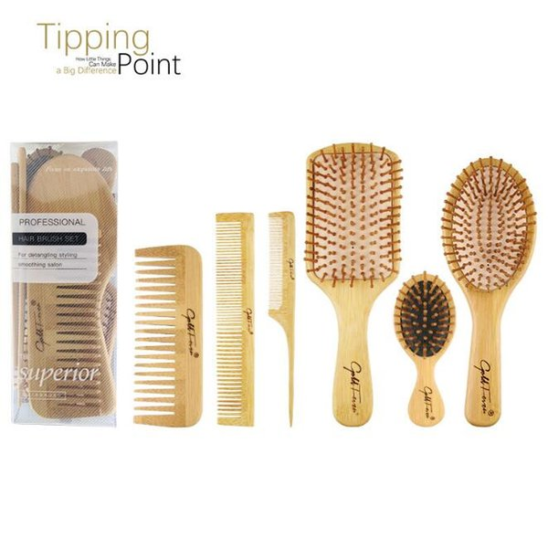 6-piece health comb set