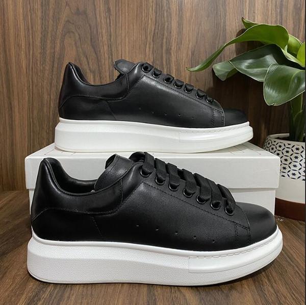 schwarzes Leder