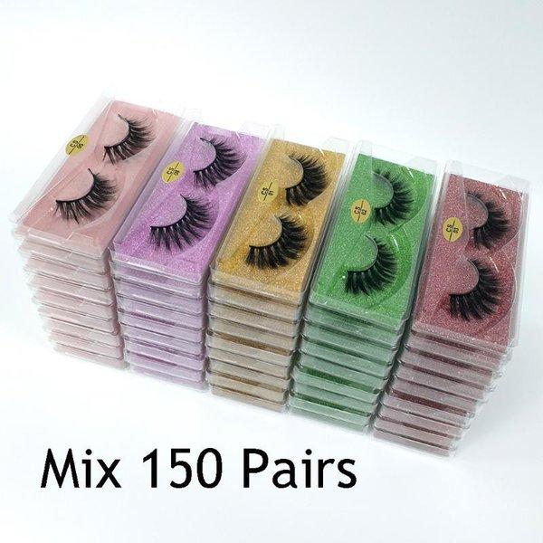 Mélanger 150 paires