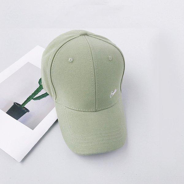 Lächeln Armee-Grün