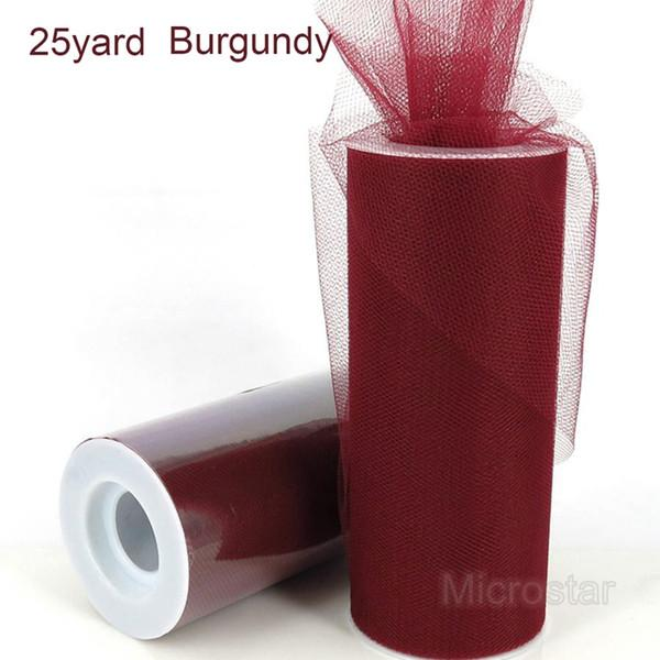 25yard Burgundy