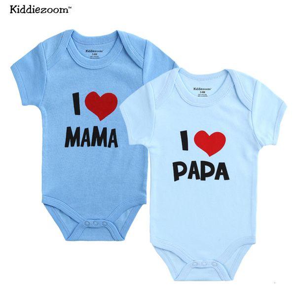 blue papa mama