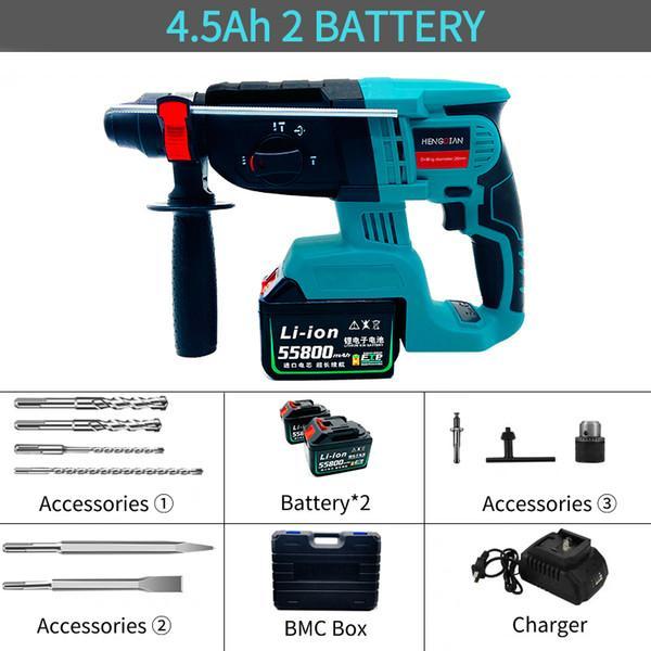 Chine 4.5Ah 2 Batterie BMCA