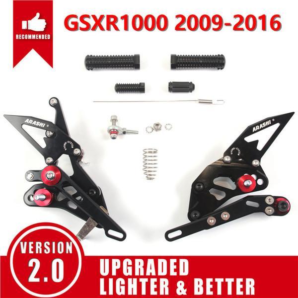 Negro GSXR1000 09-16