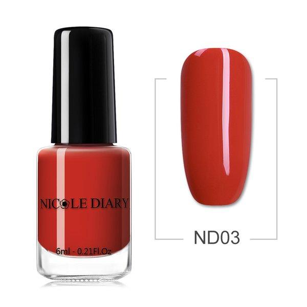 Kırmızı ND03