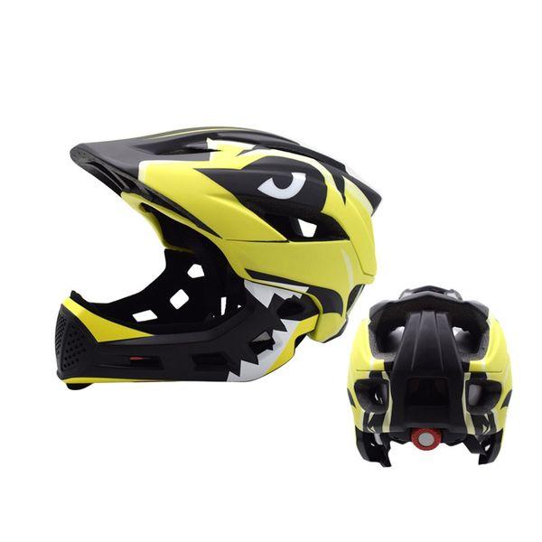 top popular new children balance bike helmet motorcycle helmet riding sports protective gear sliding bike full helmet one-piece motorcycle accessories 2021
