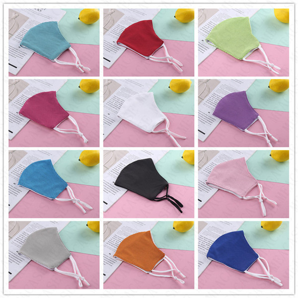 best selling Newest Ice Towel Designer Face Mask Adult Kids Mesh Breathable Masks Washable Cycling Sports Mouth-muffle Half Face Cover Thin Masks D72109