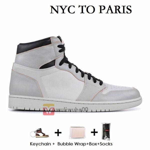 NYC'den PARİS'e