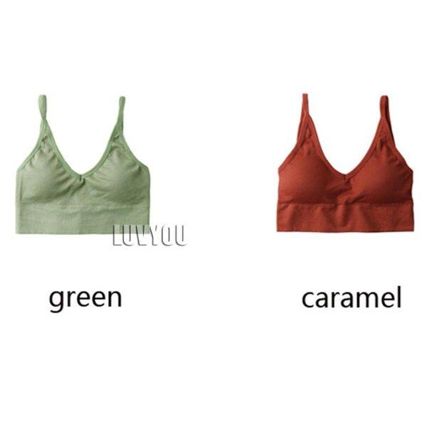 verde rojo