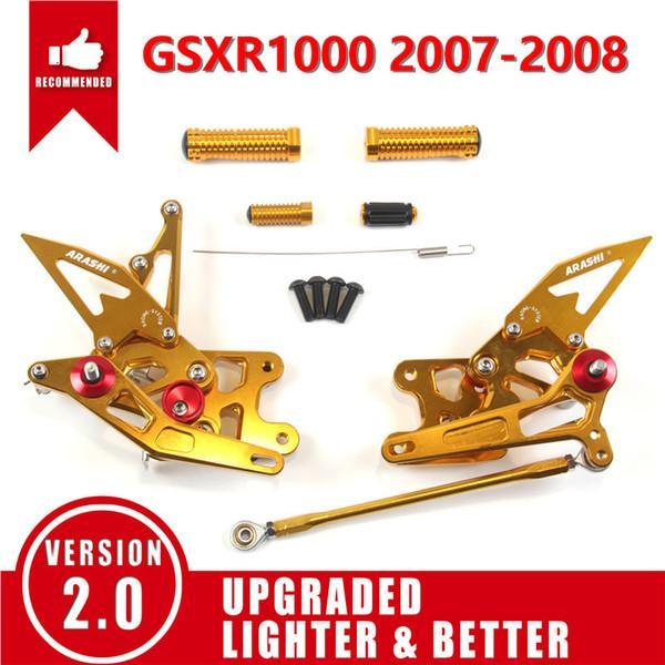 Oro GSXR1000 07-08