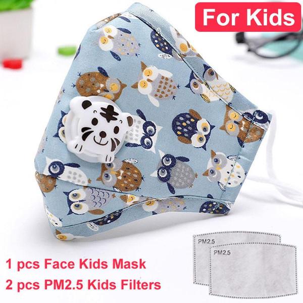 bambini grigio con 2 filtri