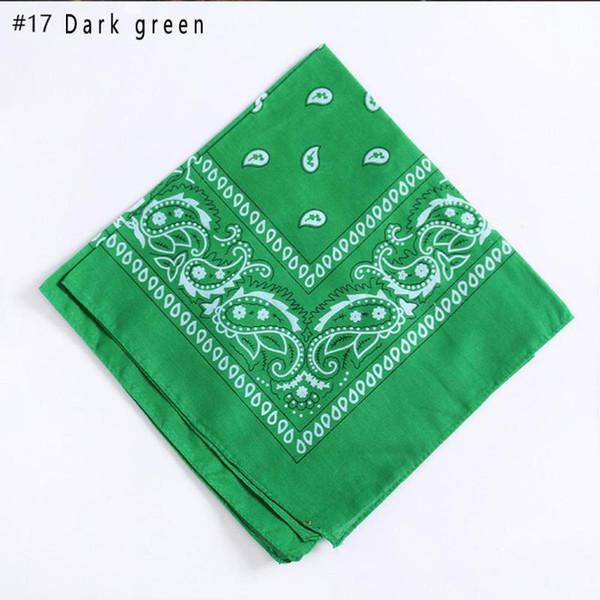 17 Vert foncé
