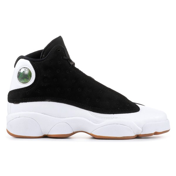 30 black white gum