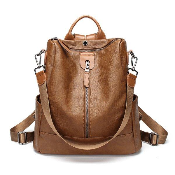 Brown (zipper única