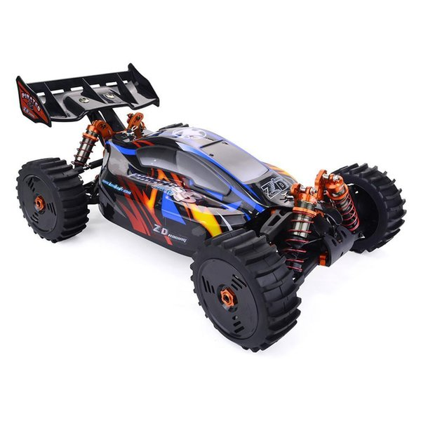best selling new RCtown ZD Racing Pirates3 BX-8E 1:8 Scale 4WD Brushless electric Buggy Remote Control Car RC Racing Car Toys High Quality 2020