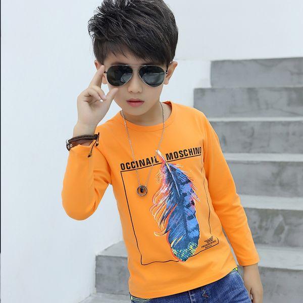 orange Feather
