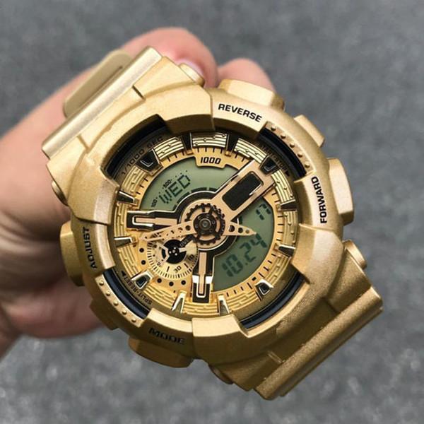 Gold heiße Verkaufs-Farbe