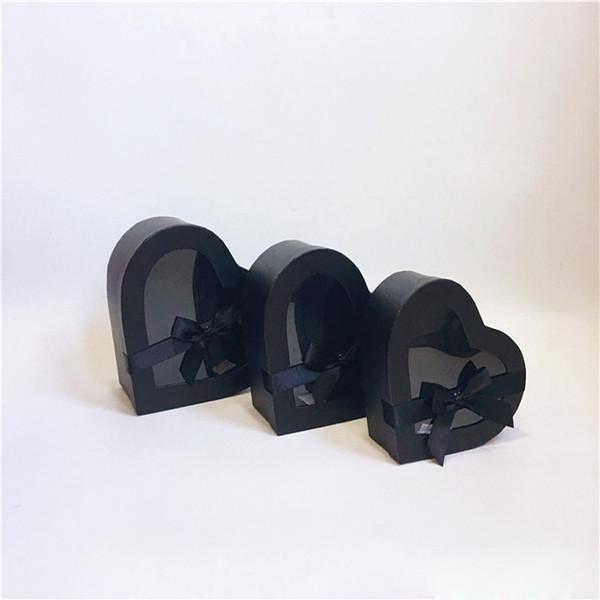 Black 3pcs conjunto completo
