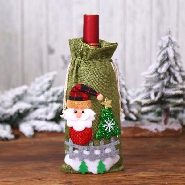 Vert Père Noël