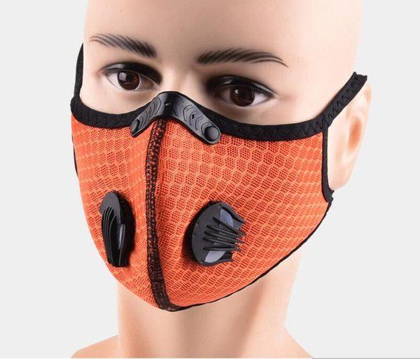 Ушной Тюль Face Cover Orange-FY9060