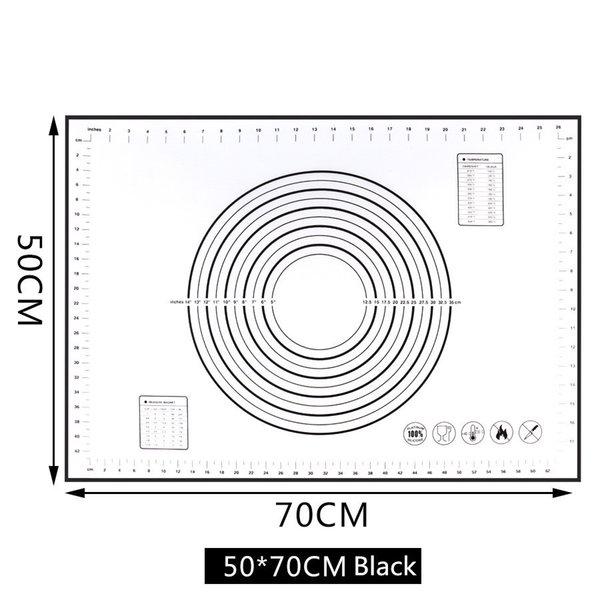 70x50cm siyah