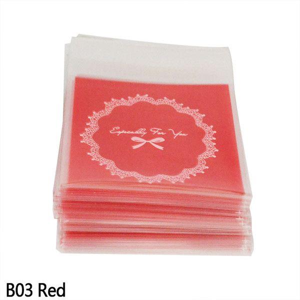 B03 Kırmızı