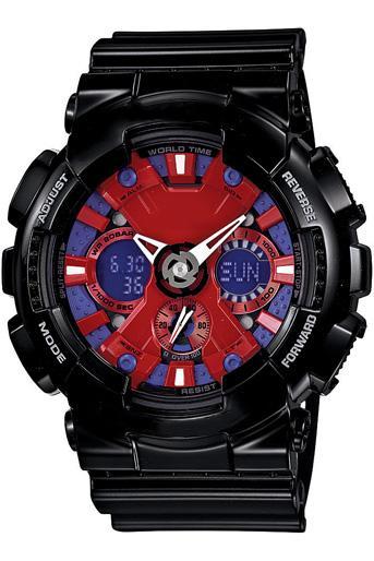 3 Black Red