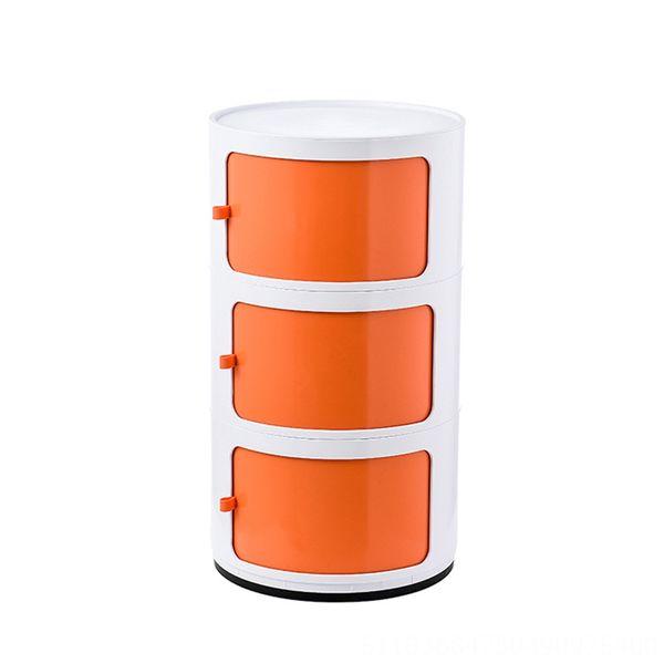 Nordic Orange-3-couche