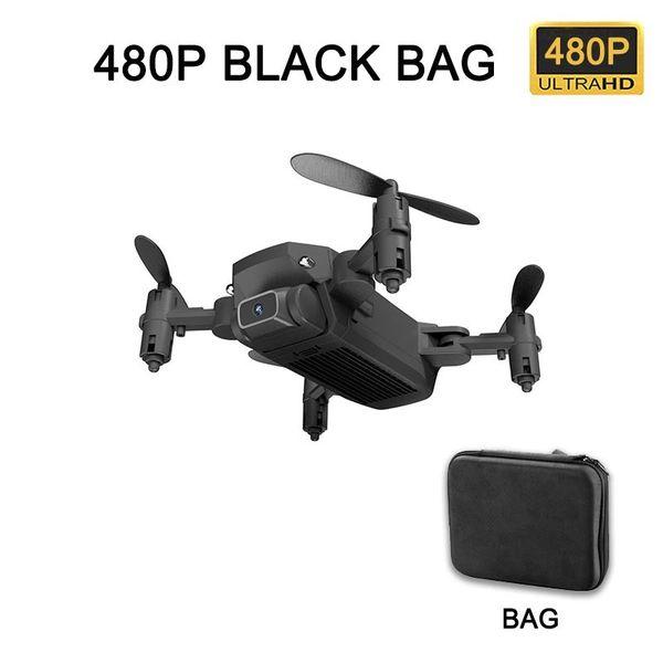 480P black bag