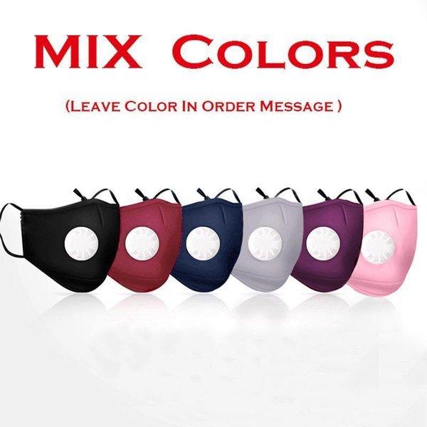 Adultos color de la mezcla