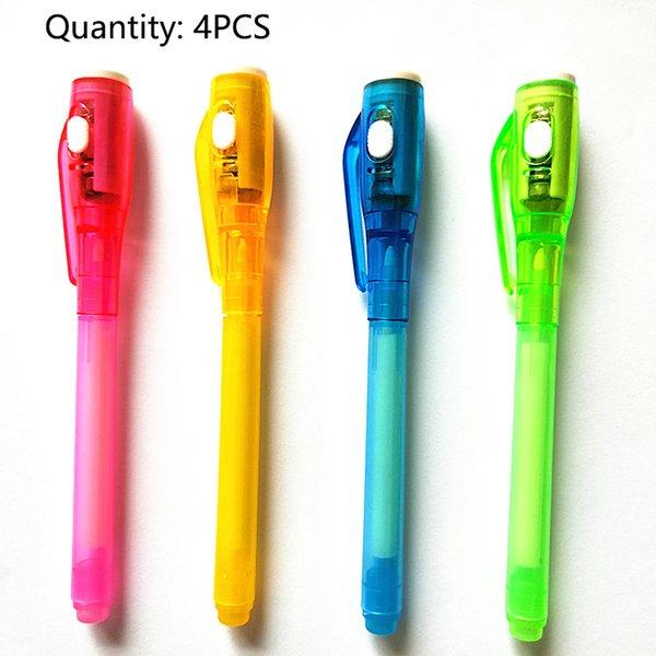 4pcs random color