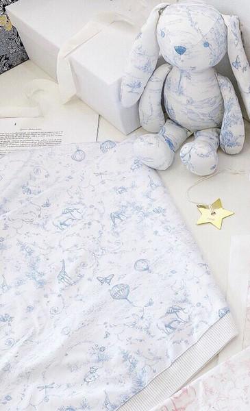 mavi tavşan ve battaniye