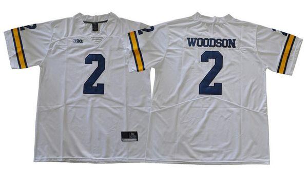 #2 woodson white