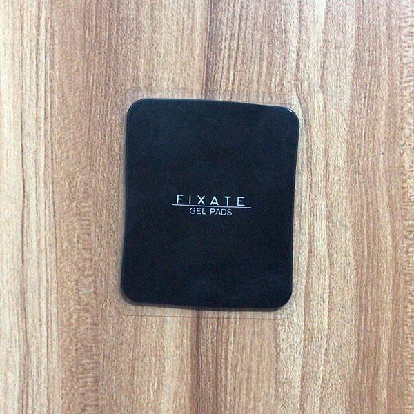black (square 6.5x7.5cm