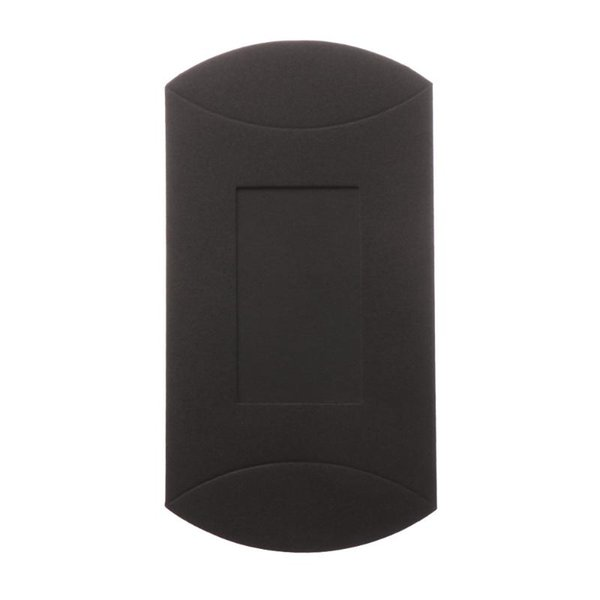 16x7.8x2.5cm noir