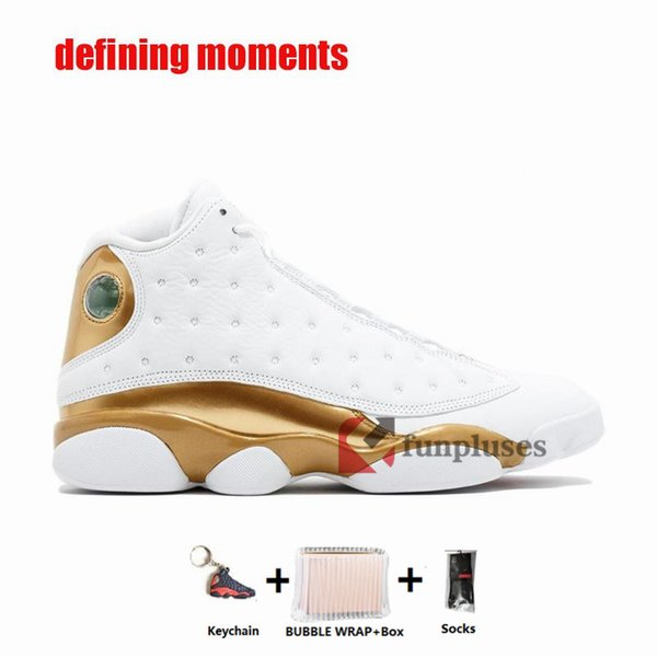 13s-defining moments