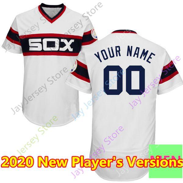 2020 Novo Jogador # 039; s Versões pulôver