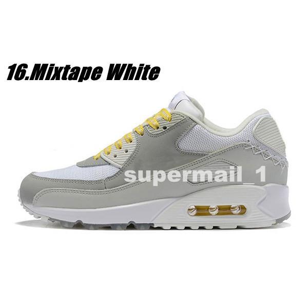 16.Mixtape blanc 36-45