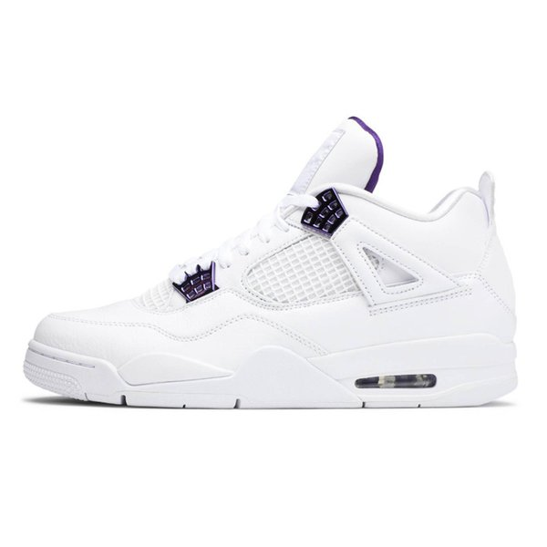 8 Metallic Pack - COURT PURPLE